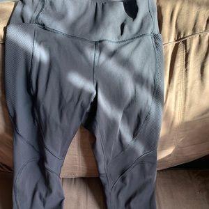 "Black luxtreme 28"" leggings"